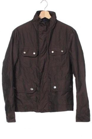 Мъжко яке Zara, Размер M, Цвят Кафяв, Полиестер, Цена 14,70лв.