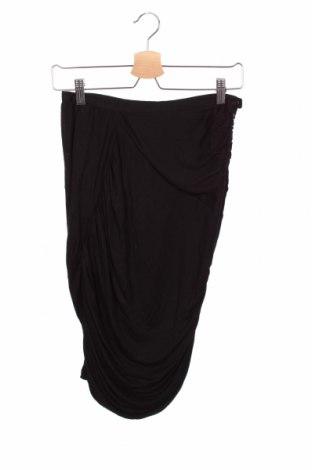 Пола Axara, Размер XS, Цвят Черен, Вискоза, Цена 54,75лв.