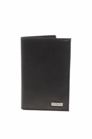 Portmoneu Azzaro, Culoare Negru, Piele naturală, Preț 297,04 Lei