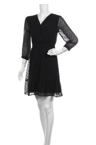 Šaty  About You, Velikost XS, Barva Černá, Polyester, Cena  550,00Kč