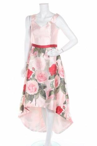 Šaty  Chi Chi, Velikost M, Barva Růžová, 95% polyester, 5% elastan, Cena  857,00Kč