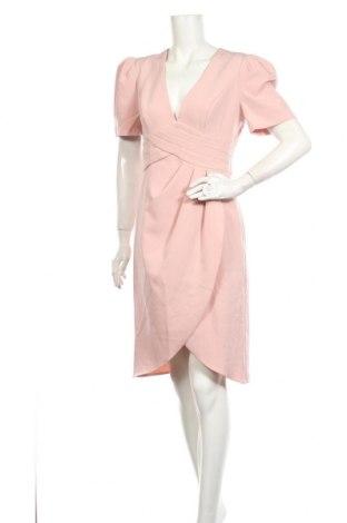 Šaty  Chi Chi, Velikost M, Barva Růžová, 95% polyester, 5% elastan, Cena  756,00Kč
