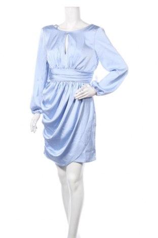 Šaty  Chi Chi, Velikost M, Barva Modrá, Polyester, Cena  502,00Kč