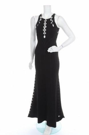 Šaty  Herve Leger, Velikost S, Barva Černá, 90% viskóza, 9% polyamide, 1% elastan, Cena  6007,00Kč