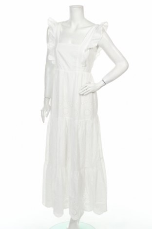 Šaty  Mango, Velikost S, Barva Bílá, Bavlna, Cena  664,00Kč