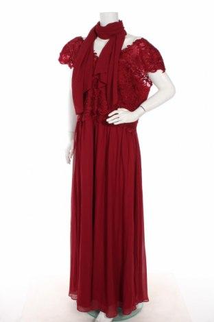 Φόρεμα Mascara, Μέγεθος XXL, Χρώμα Κόκκινο, Πολυεστέρας, Τιμή 55,46€