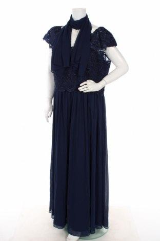 Φόρεμα Mascara, Μέγεθος XXL, Χρώμα Μπλέ, Πολυεστέρας, Τιμή 55,46€