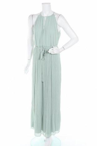 Рокля Vila, Размер XL, Цвят Зелен, 100% полиестер, Цена 51,62лв.