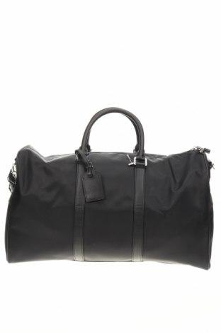 Geantă de călătorie Azzaro, Culoare Negru, Textil, Preț 728,29 Lei