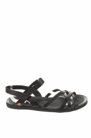 Сандали Art Shoes, Размер 40, Цвят Черен, Естествена кожа, Цена 113,40лв.