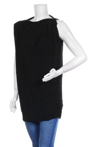 Туника AllSaints, Размер M, Цвят Черен, Вискоза, Цена 33,60лв.
