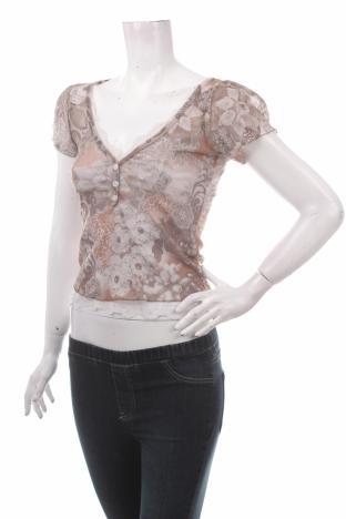Γυναικεία μπλούζα Driver, Μέγεθος S, Χρώμα Πολύχρωμο, Πολυεστέρας, Τιμή 2,01€