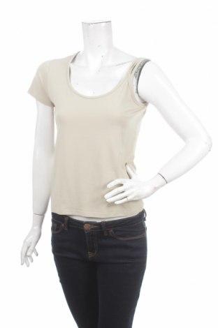 Γυναικεία μπλούζα Glenfield, Μέγεθος M, Χρώμα  Μπέζ, Τιμή 3,25€