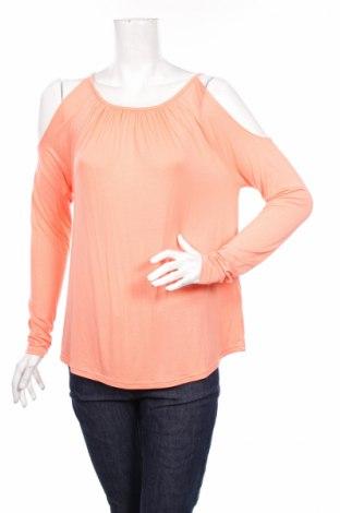 Дамска блуза Laura Scott, Размер XS, Цвят Розов, 95% вискоза, 5% еластан, Цена 8,05лв.