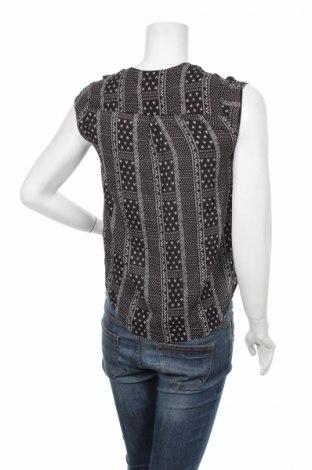 Γυναικείο πουκάμισο Moodo, Μέγεθος XS, Χρώμα Μαύρο, Βισκόζη, Τιμή 3,16€