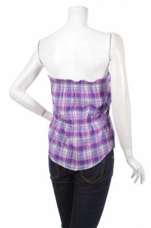 Дамска риза Moodo, Размер L, Цвят Многоцветен, 100% памук, Цена 4,80лв.