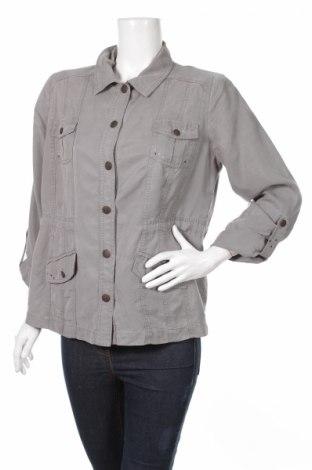 Дамско яке Scottage, Размер M, Цвят Сив, 100% тенсел, Цена 10,80лв.