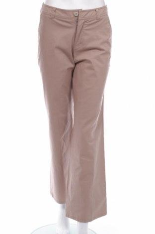 Дамски панталон More & More, Размер S, Цвят Бежов, 974% памук, 3% еластан, Цена 10,08лв.