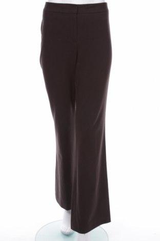 Γυναικείο παντελόνι Tahari, Μέγεθος M, Χρώμα Καφέ, 63% πολυεστέρας, 33% βισκόζη, 4% ελαστάνη, Τιμή 6,39€