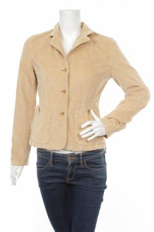 Дамско сако Dream, Размер XS, Цвят Бежов, 97% памук, 3% еластан, Цена 8,80лв.