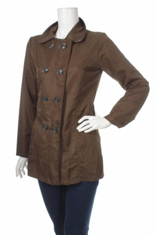 Дамско яке, Размер M, Цвят Зелен, Полиестер, Цена 11,60лв.