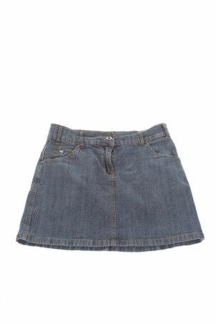 Детска пола Creem, Размер 15-18y/ 170-176 см, Цвят Син, 98% памук, 2% еластан, Цена 6,20лв.