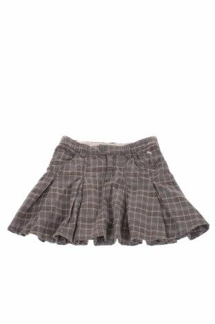 Детска пола H&M L.o.g.g, Размер 13-14y/ 164-168 см, Цвят Сив, 98% памук, 2% еластан, Цена 7,75лв.