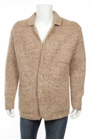 Jachetă tricotată de bărbați Yves Saint Laurent
