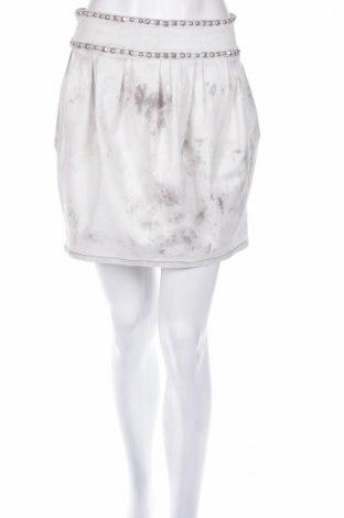 Пола, Размер M, Цвят Бял, 98% памук, 2% еластан, Цена 6,22лв.