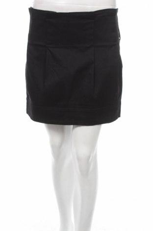 Пола Asos, Размер M, Цвят Черен, 97% памук, 3% еластан, Цена 13,11лв.