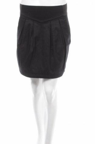 Φούστα H&M, Μέγεθος S, Χρώμα Μαύρο, 97% βαμβάκι, 3% ελαστάνη, Τιμή 5,44€