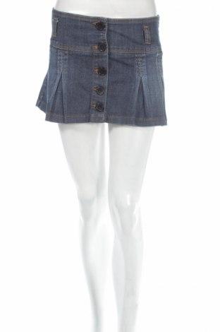 Пола Madonna, Размер M, Цвят Син, 98% памук, 2% еластан, Цена 5,30лв.