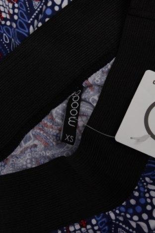 Φούστα Moodo, Μέγεθος XS, Χρώμα Μπλέ, 95% πολυεστέρας, 5% ελαστάνη, Τιμή 3,16€