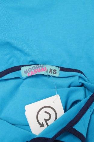 Τουνίκ Moodo, Μέγεθος XS, Χρώμα Μπλέ, 95% βαμβάκι, 5% ελαστάνη, Τιμή 3,33€