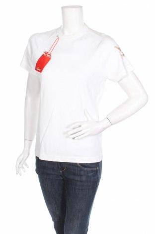 Дамска блуза Ayor, Размер L, Цвят Бял, Памук, Цена 15,20лв.