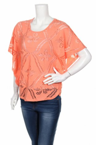 Γυναικεία μπλούζα Soya Concept, Μέγεθος S, Χρώμα Πορτοκαλί, Τιμή 5,75€