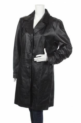 Dámsky kožený prechodný kabát  Worthington