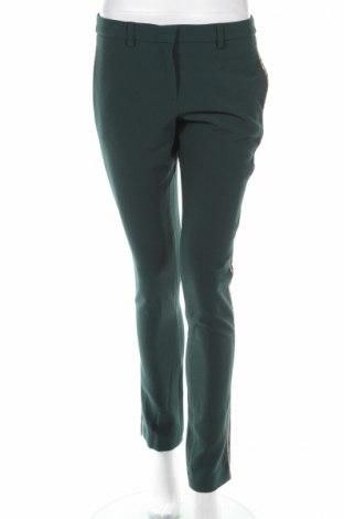 Pantaloni de femei BELAIR, Mărime M, Culoare Verde, 97% poliester, 3% elastan, Preț 99,33 Lei