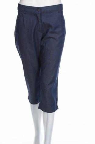 Дамски панталон Montego, Размер XL, Цвят Син, Памук, Цена 35,55лв.