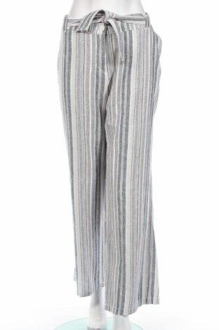 Pantaloni de femei Montego, Mărime XL, Culoare Multicolor, 55% in, 45% bumbac, Preț 60,30 Lei