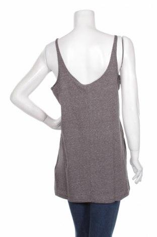 Γυναικείο αμάνικο μπλουζάκι Holy, Μέγεθος XS, Χρώμα Γκρί, 50% βαμβάκι, 50% πολυεστέρας, Τιμή 12,37€
