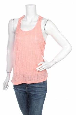 Γυναικείο αμάνικο μπλουζάκι Tahari, Μέγεθος XL, Χρώμα Ρόζ , 80% πολυεστέρας, 20% βαμβάκι, Τιμή 3,56€