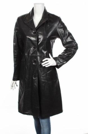Dámsky kožený prechodný kabát  Pelle