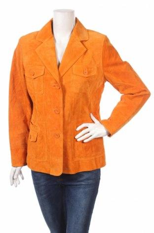 Дамско кожено сако 4/5/6 Fashion Concept