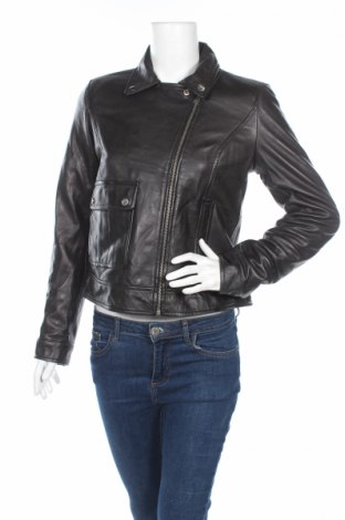 Dámska kožená bunda  Zara Trafaluc