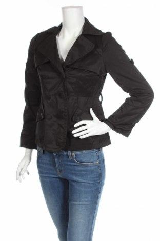 Дамски шлифер Xxi, Размер S, Цвят Черен, 55% памук, 35% полиестер, 10% метални нишки, Цена 10,50лв.