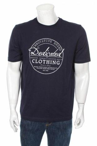 Tricou de bărbați Christian Berg, Mărime M, Culoare Albastru, Preț 53,33 Lei