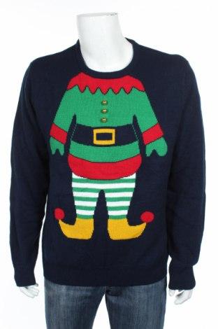 Férfi pulóver Montego