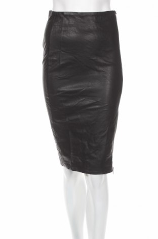 Kožená sukňa  Bardot