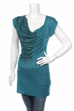 Τουνίκ Conbipel, Μέγεθος S, Χρώμα Μπλέ, Βισκόζη, Τιμή 4,63€